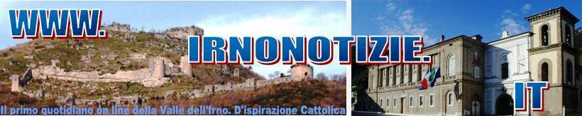IL LOGO DEL QUOTIDIANO ON-LINE IRNONOTIZIE.IT